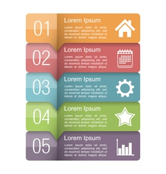 Infographics Design Elements vector image