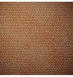 Leather texture vector image