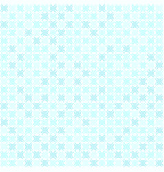 cyan abstract pattern geometric seamless vector image vector image