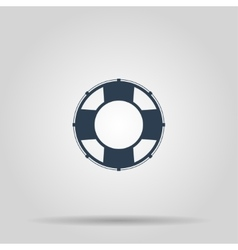 Lifebuoy Icon concept for vector image