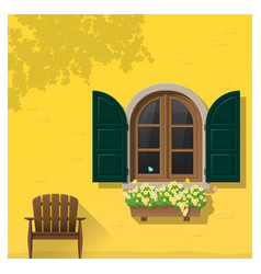 architectural element window background 4 vector image