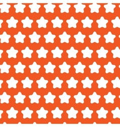 Abstract geometric star seamless pattern vector