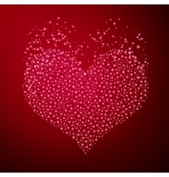 Particle heart vector