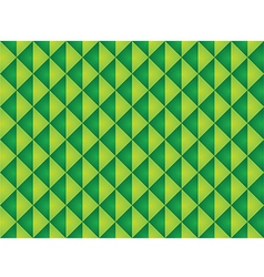 Green rectangle abstract background vector image