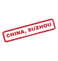 China suzhou rubber stamp vector