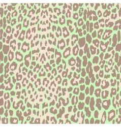 Leopard fabric texture vector