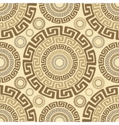 Abstract ancient seamless pattern vector