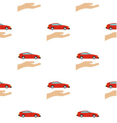 Car logo flat style vector