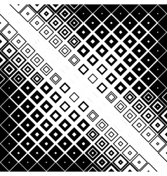 Seamless abstract background of squares vector image vector image