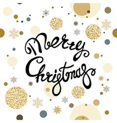 Decorative christmas vector