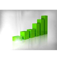 Graph green vector