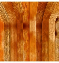 Brown wooden laminate as a background EPS8 vector image