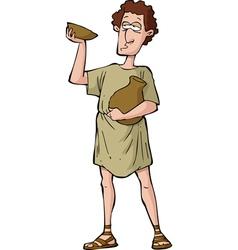 Roman drinker vector