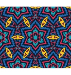 Abstract tribal ethnic geometrical ornament vector