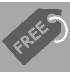 Free tag icon vector