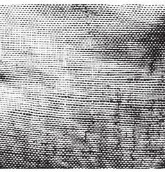 Burlap Overlay Texture vector image