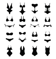 Swimwear vector