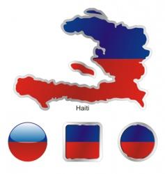 haiti vector image vector image
