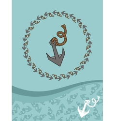 Template for greeting cards flyers or business vector image vector image