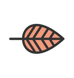 Leaf i vector