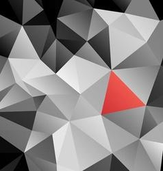 abstract a graphics background black white vector image vector image