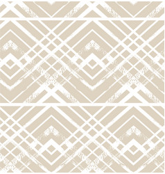 geometric striped ornament pastel seamless vector image vector image