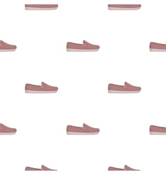 Moccasin icon in cartoon style isolated on white vector