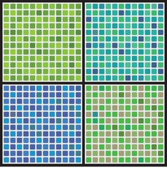 Cool color set graphic background vector