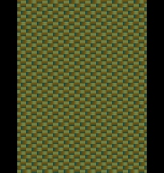 Green weave texture synthetic fiber geometric seam vector