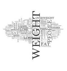 Where diets go wrong text word cloud concept vector