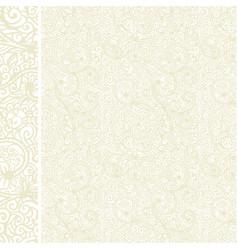 Antique oriental seamless pattern vector