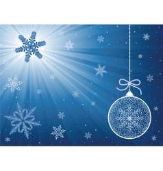 Seasonal Greetings vector image vector image