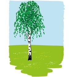 Birch vector