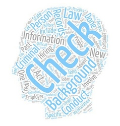 The past revealed background checks text vector