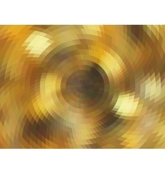 vortex effect vector image vector image
