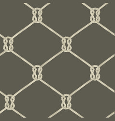 ropes background vector image