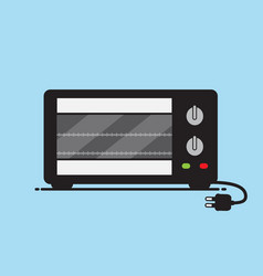 electric ovens vector image vector image