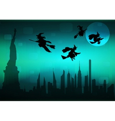 Dark night vector