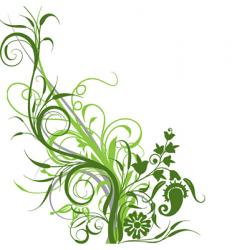decorative graphic vector image vector image