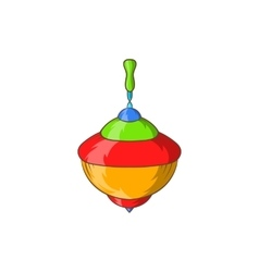 Whirligig icon cartoon style vector image vector image