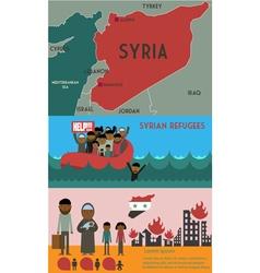 Syrian vector