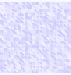 violet triangle pattern seamless vector image vector image