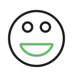 Happy customer vector