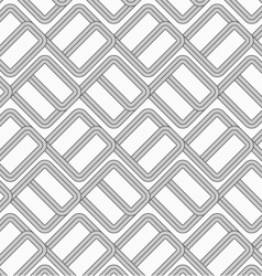 Shades of gray double countered bricks vector