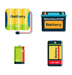 Battery energy tool electricity charge fuel vector