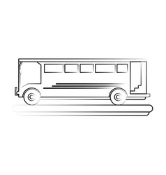 Bus ilustration vector