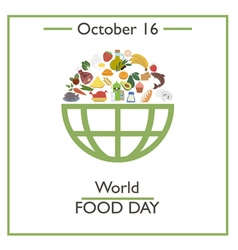 World food day vector