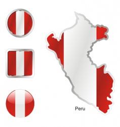 peru vector image vector image