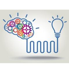 Birth of idea vector