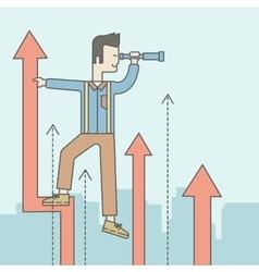 Business development vector